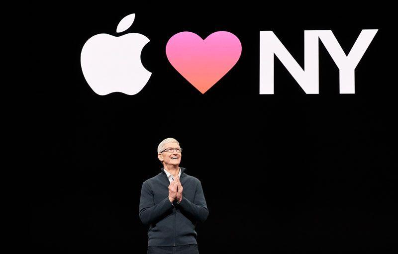Tim Cook di Apple Event Oktober 2017