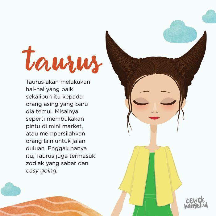 Karier Zodiak Taurus