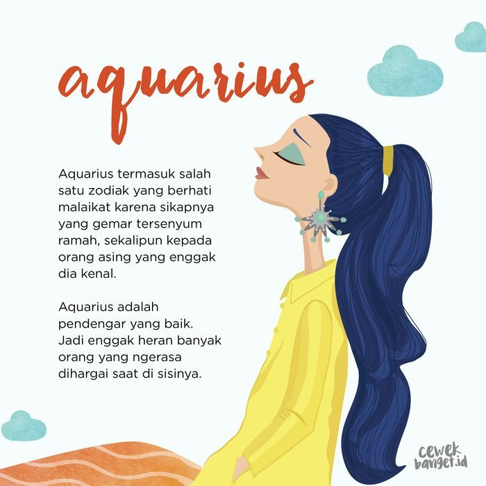 Percintaan Aquarius