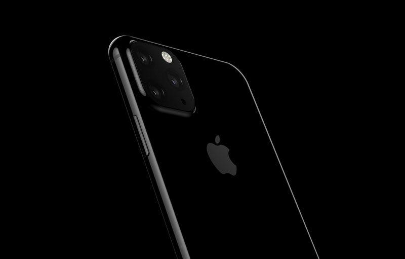 Gambar Render Purwarupa 'iPhone 11' dengan 3 Kamera
