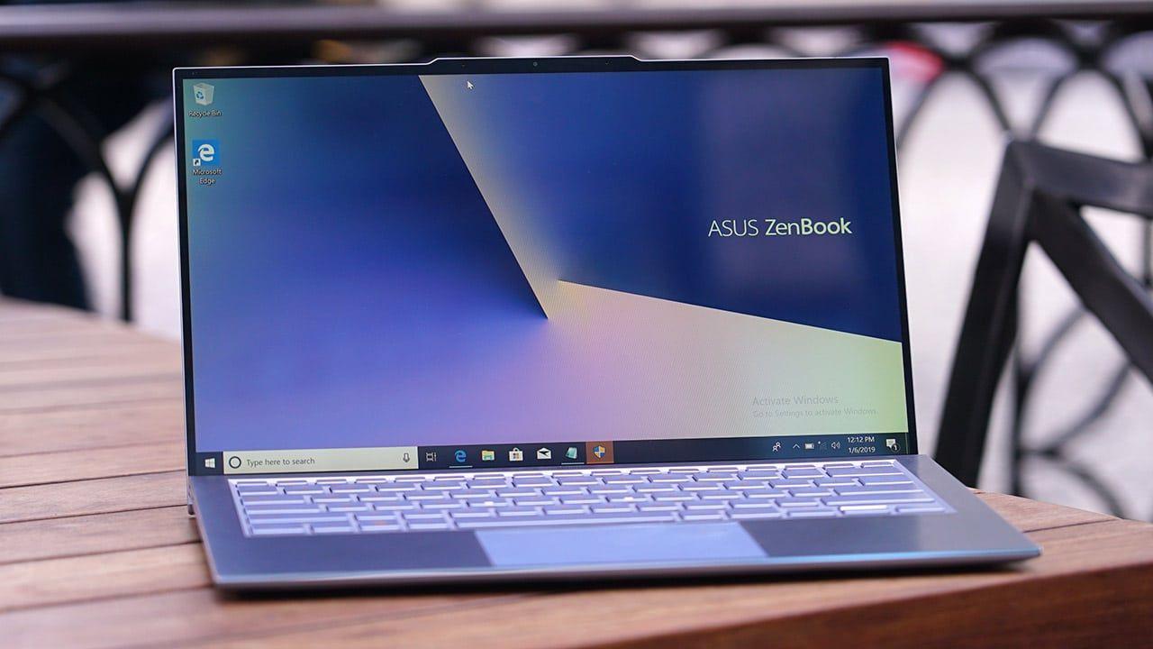 CES 2019: Asus ZenBook S13 Usung Layar Lebar dengan
