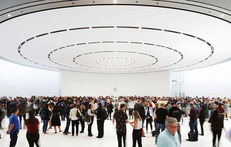 Apple akan Mengadakan Pertemuan Pemegang Saham Tahunan di Steve Jobs Theater