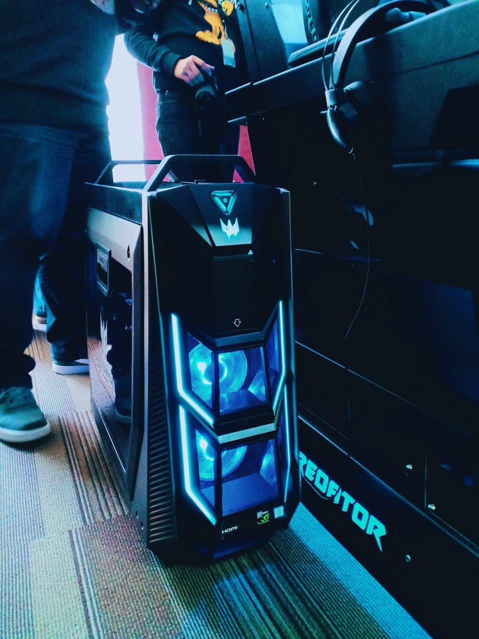 dd45e7c5509 Predator Thronos: Kursi Gaming Dari Acer Yang Harganya Lebih Mahal Dari  Mobil - Semua Halaman - Hai.Grid.ID