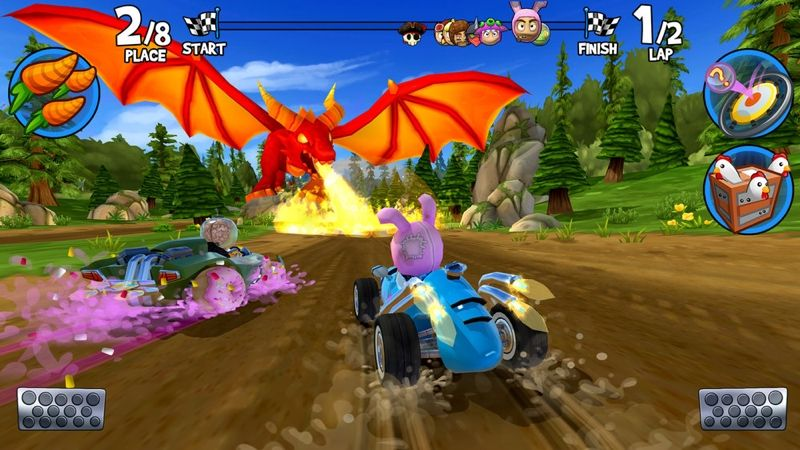 64+ Gambar Animasi Racing Paling Hist