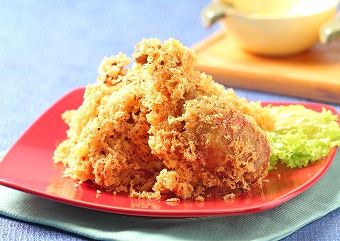 Cara Antigagal Bikin Ayam Goreng Kremes Ala Restoran Kriuknya Bisa Tahan Lama Kalau Pakai Cara Ini Semua Halaman Sajian Sedap