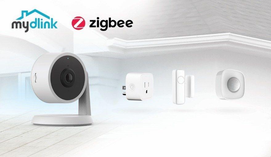 D-Link Umumkan Kehadiran DCS-8330LH dengan Zibee pada CES 2019