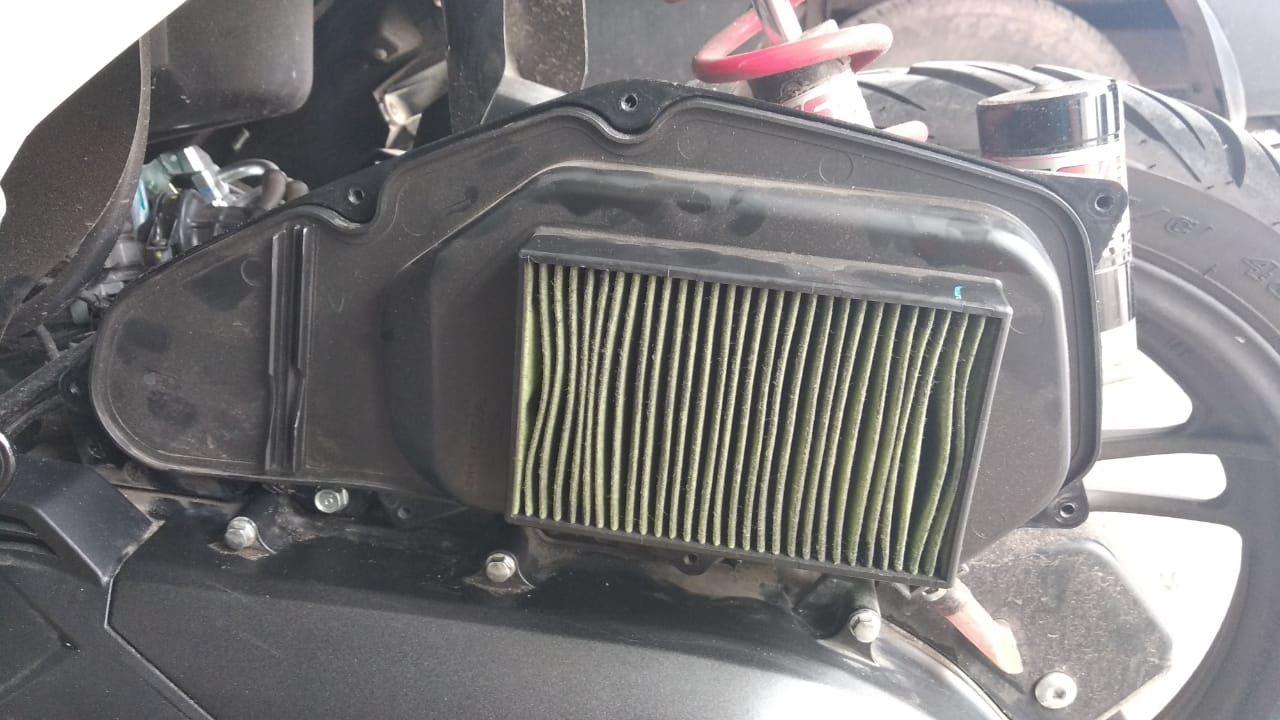 Hasil gambar untuk Tidak Mengganti Busi dan Filter Udara