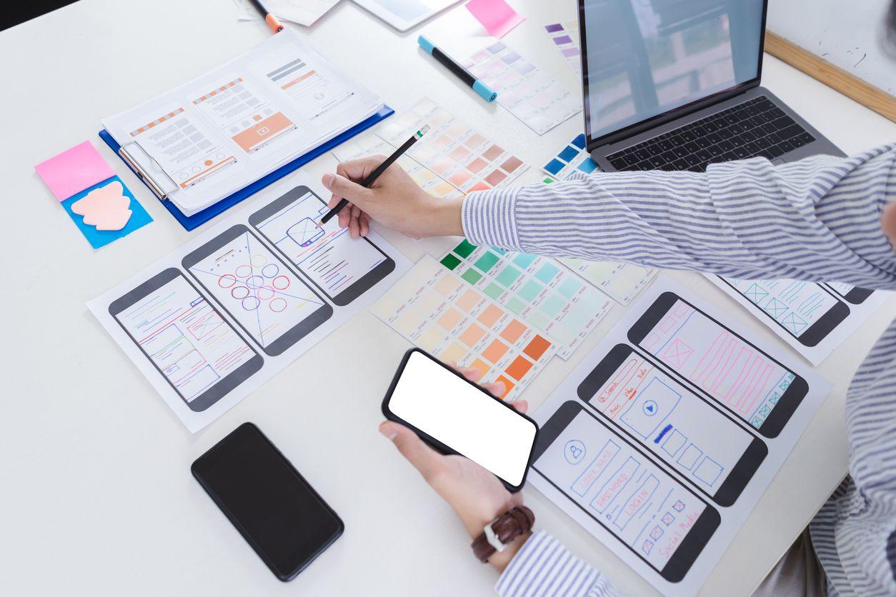 Lima Situs Ini Bisa Bantu Anda Mencari Inspirasi Desain UI/UX