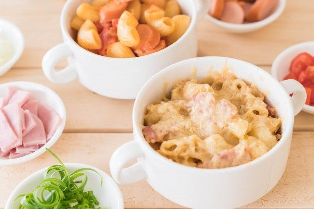 Resep Dan Bahan Mpasi 10 Bulan Sederhana Macaroni Cheese Kaya