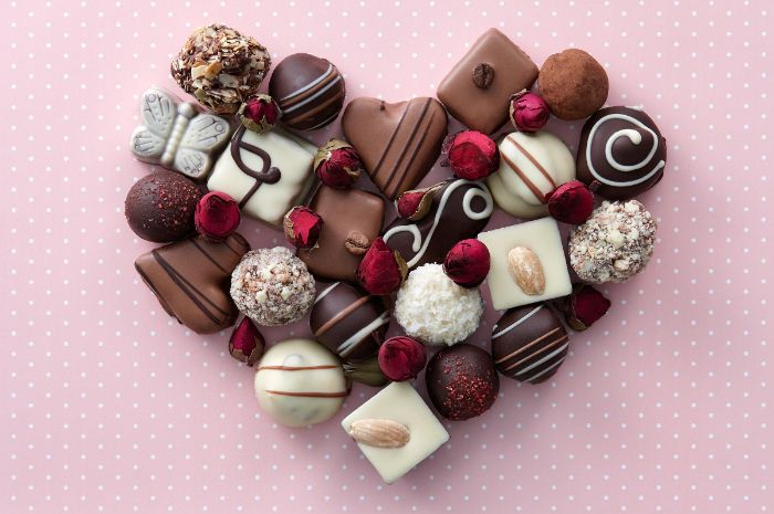 Terungkap Alasan Valentine Identik Dengan Cokelat Di Zaman Dulu