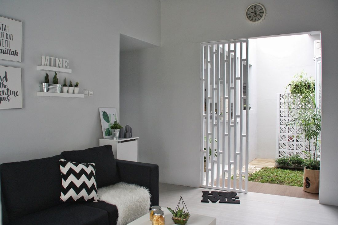 Inspirasi Desain Rumah Mungil Tipe 65 Tampak Luas Dengan Konsep