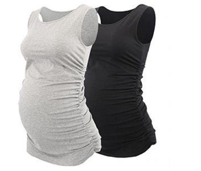 Dari Legging Sampai Rok Maxi Ini 5 Jenis Baju Hamil Nyaman Yang Harus Ada Di Lemari Moms Semua Halaman Nakita