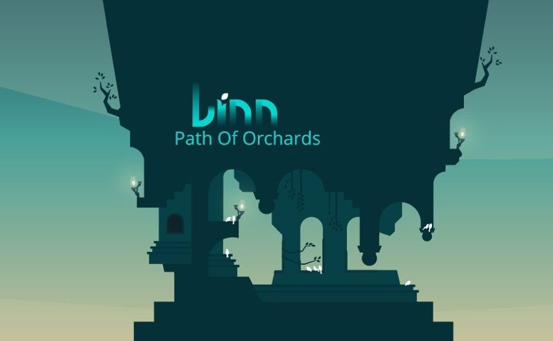 Review Linn: Path of Orchards, Platformer Berputar Menarik & Cantik