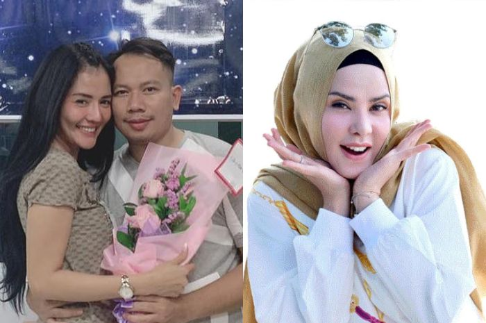 Sudah Pamer Pelukan Mesra Dengan Pacar Baru Vicky Prasetyo