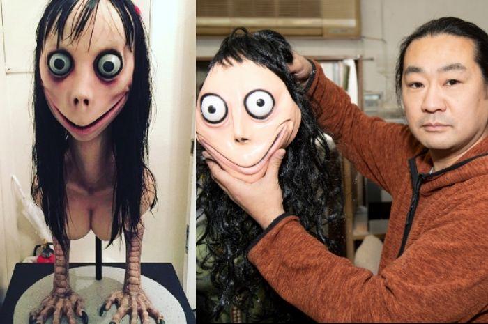 Kisah Boneka Momo Terinspirasi Dari Kisah Hantu Yang Kini Sudah Dihancurkan Dan Hanya Tersisa Satu Bola Mata Semua Halaman Pop Grid Id