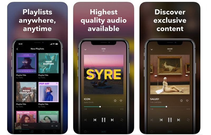 Update TIDAL Music Bawa Kualitas Audio 'Master-Quality'