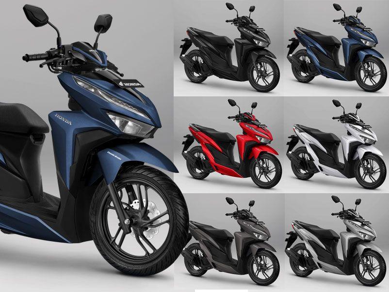 Harga Honda Vario 150 2020 Spesifikasi Warna Gambar Otomotifer