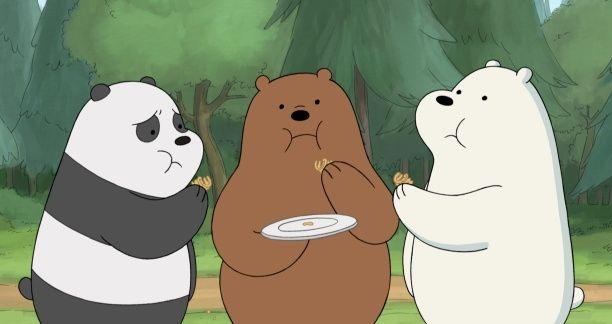 Unik We Bare Bears Ternyata Terinspirasi Dari Kehidupan Si Pembuatnya Semua Halaman Bobo