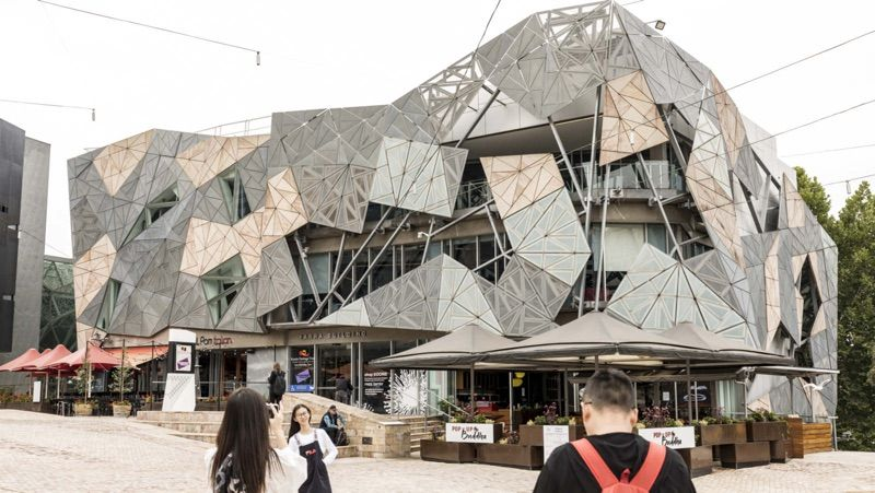 The Yarra Building