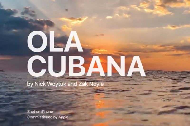 Apple Bagikan Film Pendek Ola Cubana yang Direkam dengan iPhone XS
