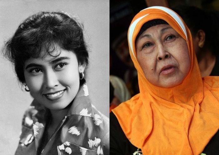 Deretan Potret Masa Muda Artis Senior Indonesia Cantiknya Tak