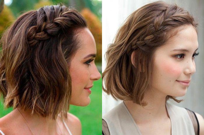 Tips Cantik Saat Lebaran 3 Gaya Hairdo Simpel Rambut Pendek Untuk Hari Raya Lebaran 2019 Semua Halaman Stylo