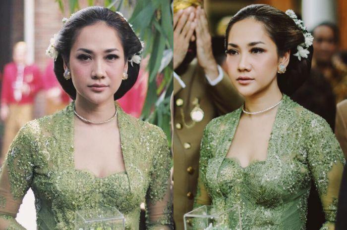 Tampil Anggun Dan Elegan Dengan Kebaya Brokat Penampilan Bcl