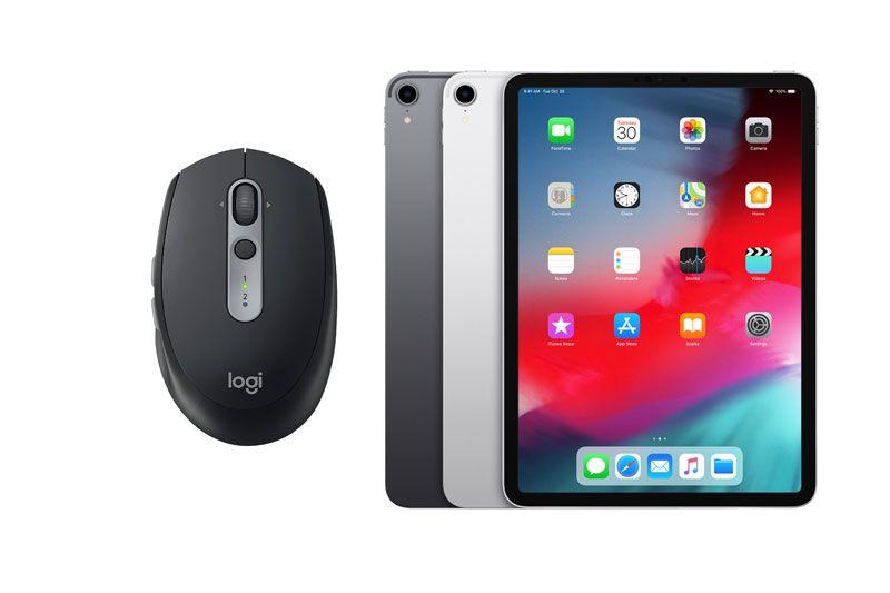 (Rumor) Apple Kerjakan Dukungan USB Mouse untuk iPad di iOS 13