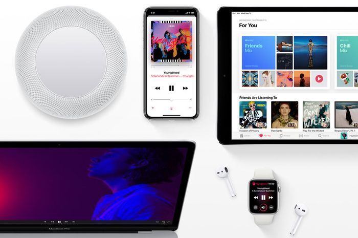 Dikalahkan Spotify, Apple Music Tak Lagi Memimpin Survey Brand Intimacy