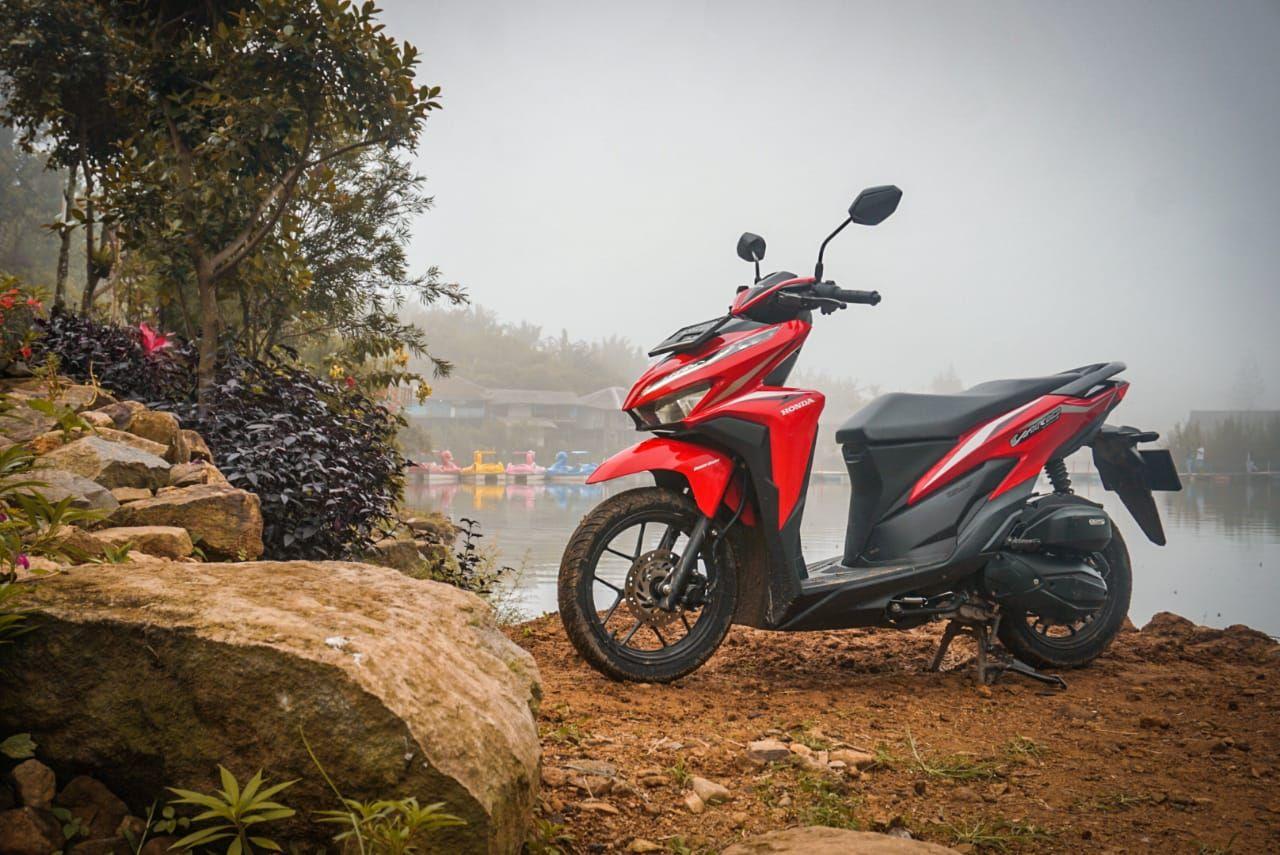 Terungkap Misteri Di Balik Warna Merah Advanced Red Honda Vario 125 Berkaitan Dengan Harga Semua Halaman Motorplus