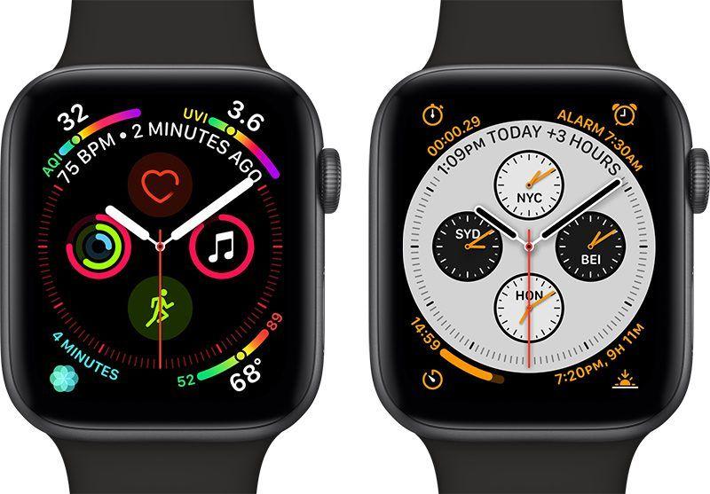 Layar OLED Apple Watch 4 Raih Penghargaan