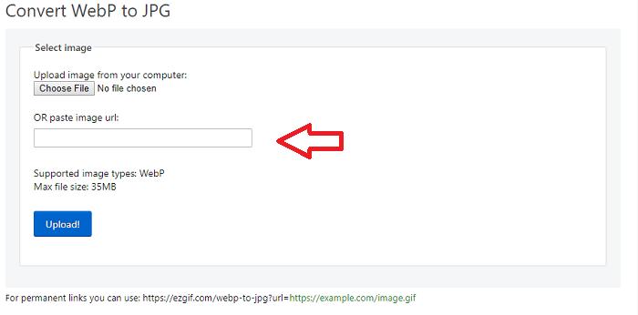 Cara Mudah Ubah Format Gambar Webp Menjadi Jpg Cuma Lewat Browser Semua Halaman Nextren Grid Id