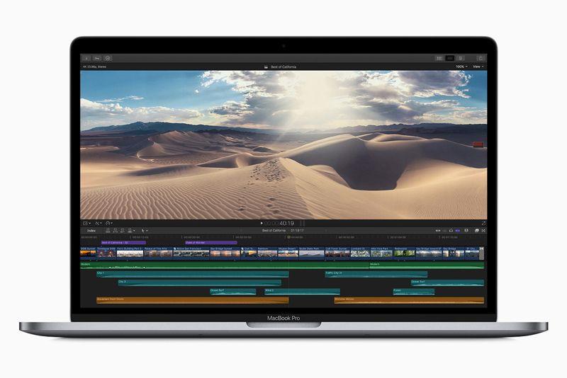Apple Rilis MacBook Pro 2019 dengan CPU Intel Generasi 8 dan Keyboard Baru