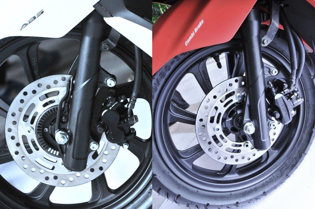 Honda Pcx Lokal Abs Dan Cbs Kampas Rem Berbeda Awas Tertukar Motorplus