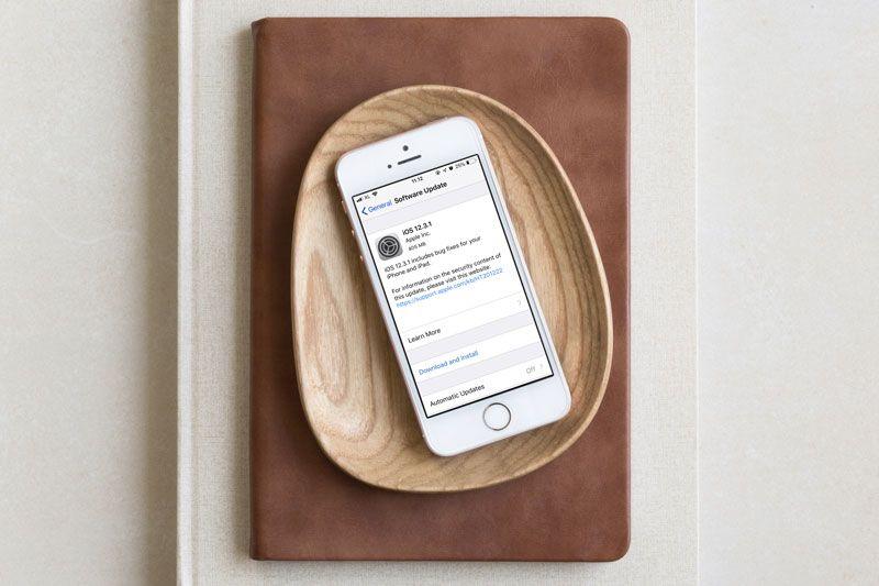 Update iOS 12.3.1 Bereskan Bug iMessages dan Fitur Telepon VolLTE