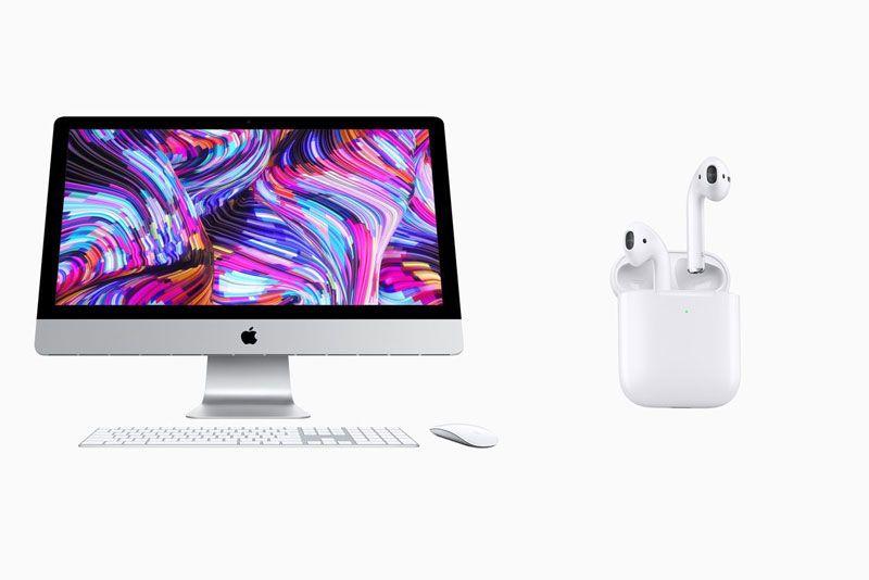 iMac 2019 dan AirPods 2 Resmi Dijual di Indonesia! Simak Daftar Harganya