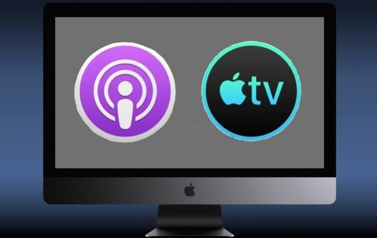 Bocoran Screenshot macOS 10.15 Tampilkan Aplikasi Musik dan TV