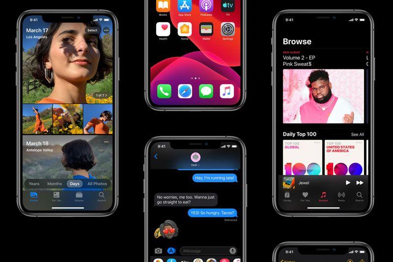 Apple Kenalkan iOS 13 dengan Dark Mode, Foto dan Kamera Baru, Peningkatan Privasi