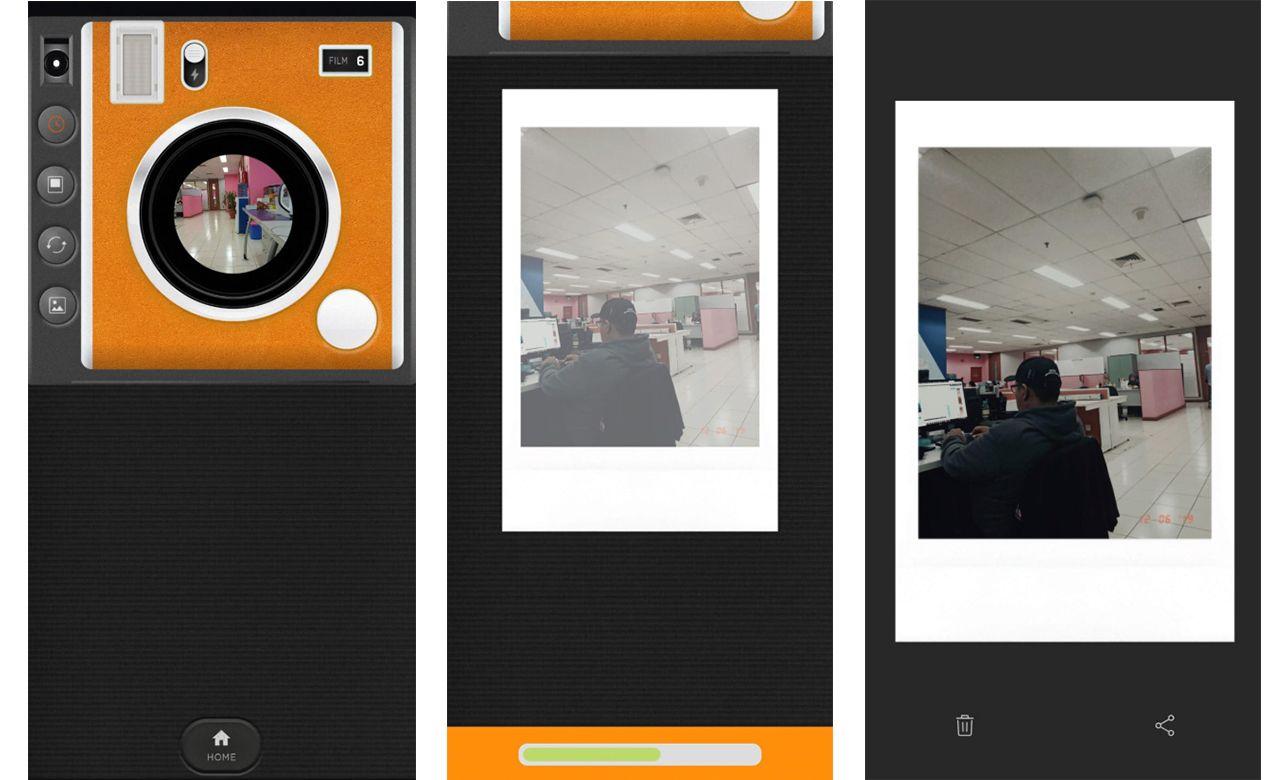 Ingin Berfoto Ala Kamera Polaroid Di Hape Coba Pakai Aplikasi Ini Semua Halaman Nextren Grid Id