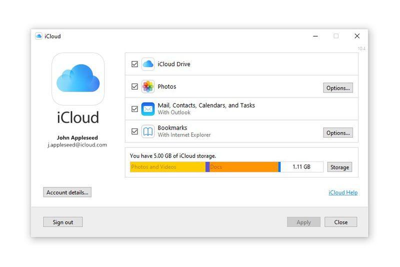 Aplikasi iCloud Rilis untuk Windows, Tersedia di Microsoft Store