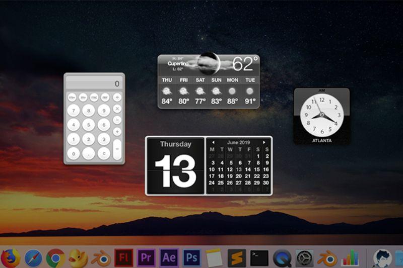 Apple Konfirmasi akan Hapus Fitur Dashboard di macOS Catalina