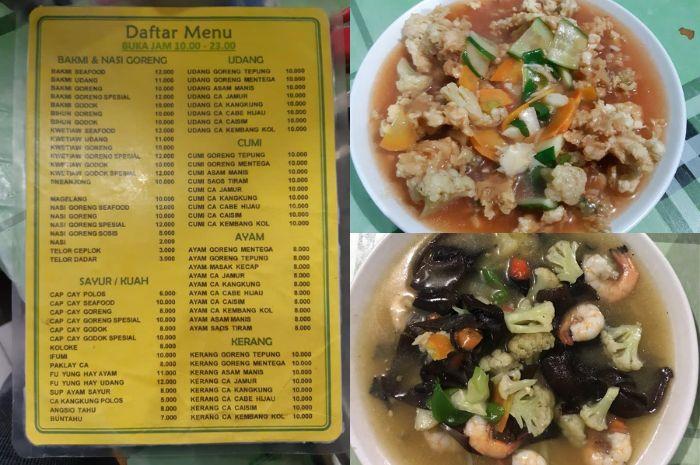 Viral Warung Makan Seafood Di Jogja Ini Harganya Luar Biasa Murah