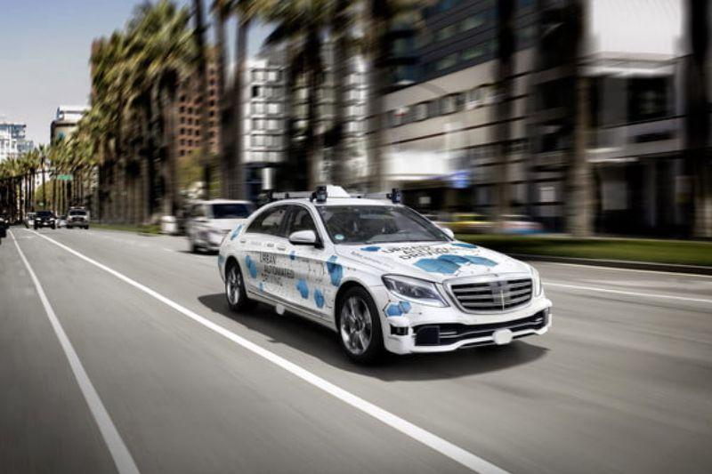 Florida Memperbolehkan Uji Coba Kendaraan Masa Depan Tanpa Supir