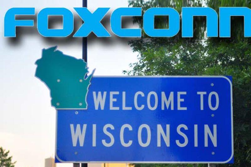 Tak Hanya iPhone, Pabrik Foxconn di Wiscosin Akan Rakit TV dan Server