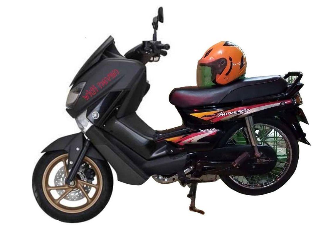 Honda Luncurkan Lagi Generasi Baru Honda Astrea Grand Tribunnews