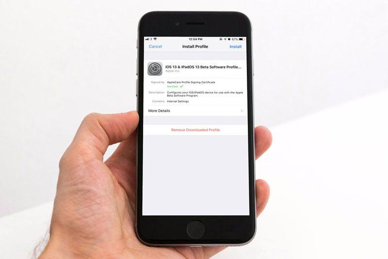 Apple Kembali Gunakan Sistem Beta Profile untuk iOS 13 Developer Beta