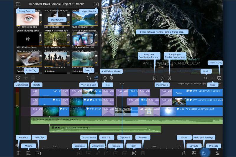 LumaFusion 2.0, Aplikasi Editing Video Profesional untuk iOS