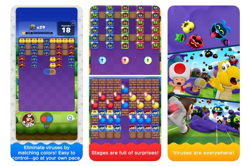 Nintendo Segera Rilis Dr. Mario World di iOS, Yuk Pre-Order!
