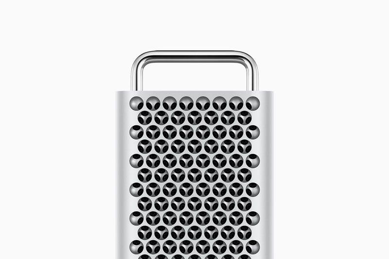 Ikon Mac Pro 'Parutan Keju' Akhirnya Mejeng di Web Apple