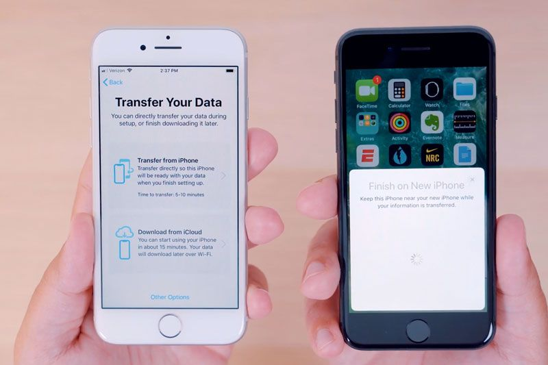 (Video) Mengenal Data Migration di iOS 12.4, Gak Perlu iCloud Backup